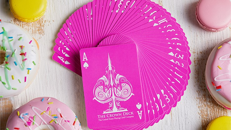 pink-crown-playing-cards